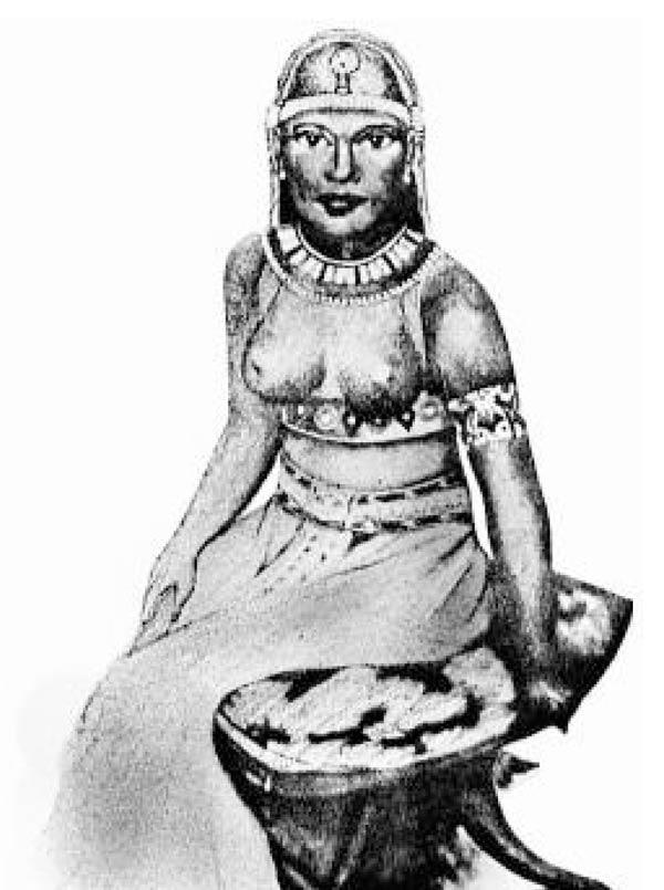 Cleopatra by Earl Sweeney