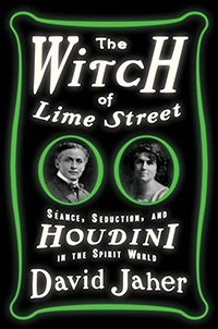 The Witch of Lime Street (book cover)