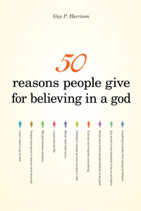 50 Reasons People Give for Believing in a God (book cover)