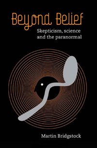 Beyond Belief: Skepticism, Science and the Paranormal (book cover)