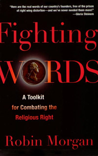 Fighting Words: A Toolkit for Combating the Religious Right (book cover)