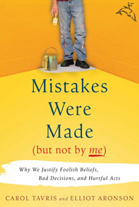 Mistakes Were Made (but not by me) (book cover)