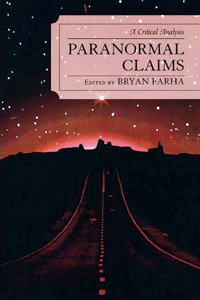 Paranormal Claims (book cover)