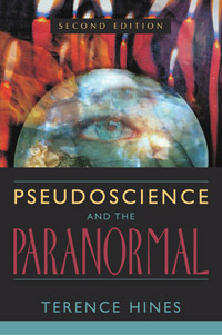 Pseudoscience and the Paranormal (book cover)