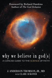 Why We Believe in God (book cover)