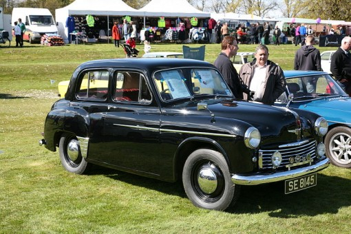 1953_Hillman_Minx_MarkV_1265cc