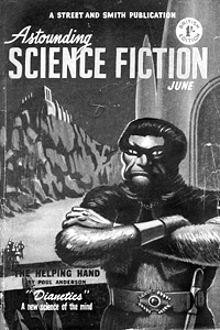 Astounding Science Fiction (book cover)