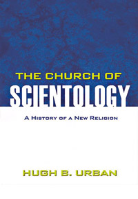 The Church of Scientology: A History of a New Religion (book cover)
