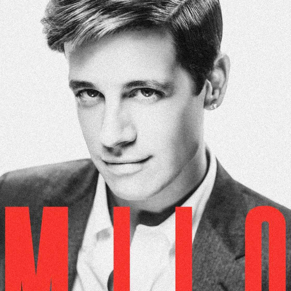Dangerous, by Milo Yiannopoulos (detail of book cover)