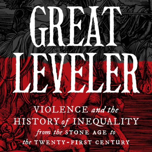 Great Leveler (book cover detail)