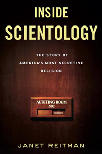 Inside Scientology: The Story of America's Most Secretive Religion (book cover)