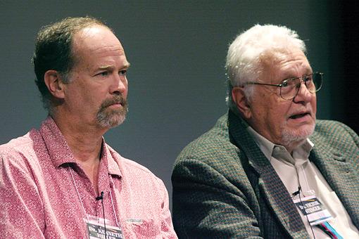 Miller and Stenger at Caltech