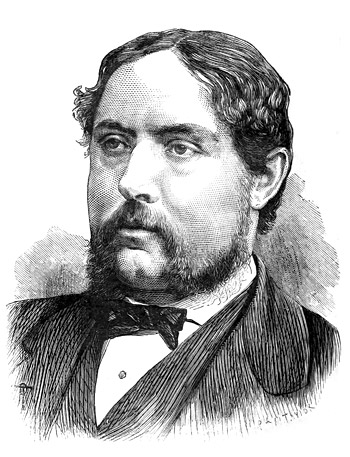 Astronomer Richard Anthony Proctor