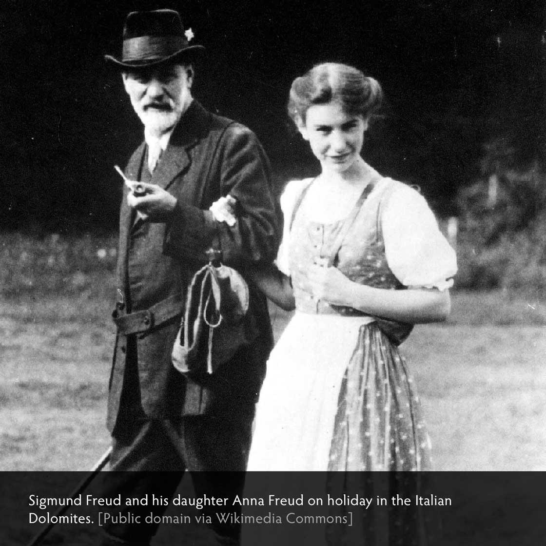 98056ac9a71 Skeptic » Reading Room » Why Freud Matters Sigmund Freud