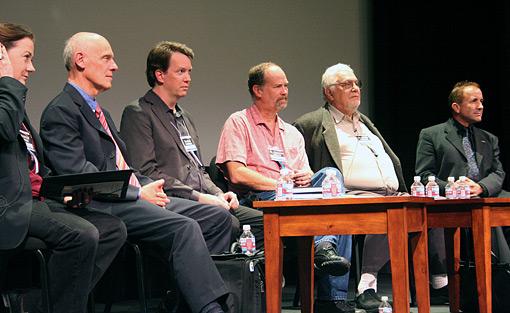 Skeptics Origins conference (photo)