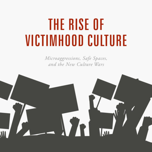 The Rise of Victimhood Culture (detail of book cover)