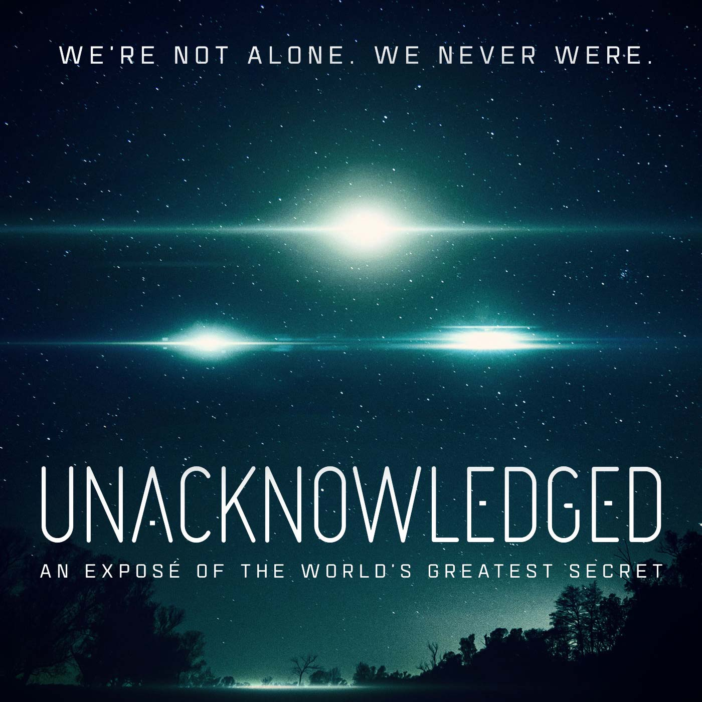 A new Netflix documentary  purporting to provide proof of alien visitation fails to deliver