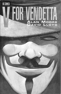 The iconic protest mask