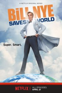 Bill Nye Saves the World (Netflix poster)