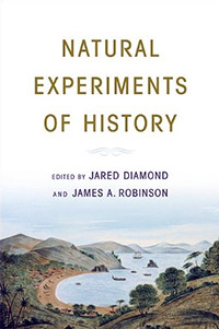 Natural Experiments of History (cover)