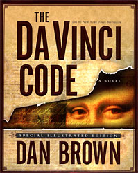 reading room the da vinci code cult a critical look  the da vinci code book cover